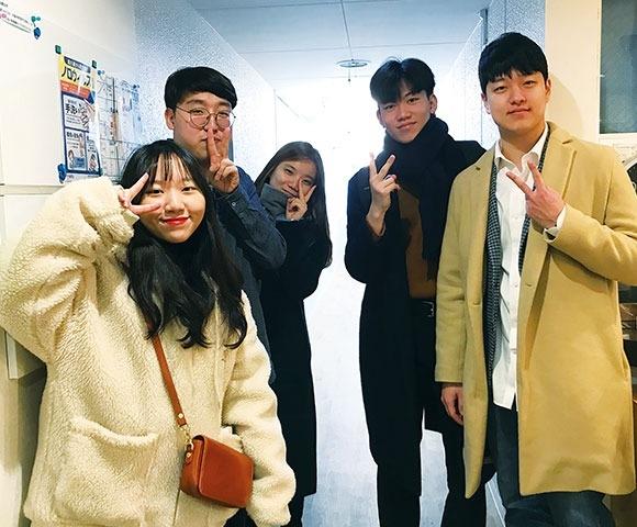 韓国留学コース