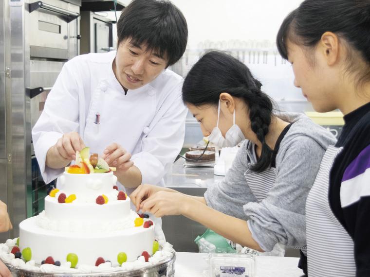 スイーツ&カフェ 学科説明&進路相談会
